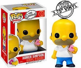Funko POP! Simpsons Vinyl Figure Homer