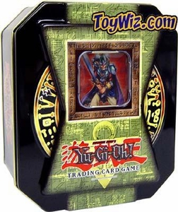 YuGiOh 2004 Tin Set Obnoxious Celtic Guard