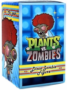 Plants vs Zombies PAX Exclusive Vinyl Figure Disco Zombie