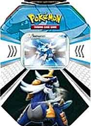 Pokemon Black & White Fall 2011 Evolved Battle Action Tin Samurott
