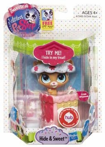 Littlest Pet Shop Sweetest Hide 'N Sweet Chipmunk