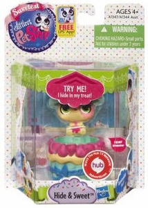 Littlest Pet Shop Sweetest Hide 'N Sweet Hamster
