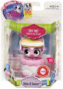 Littlest Pet Shop Sweetest Hide 'N Sweet Lamb