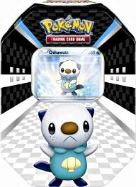 Pokemon Black & White Spring 2011 Sneak Peek Tin Oshawott