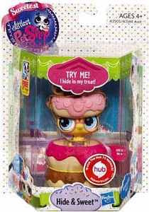 Littlest Pet Shop Sweetest Hide 'N Sweet Bee