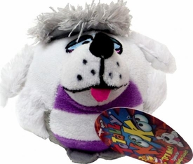 Totally KooKoo Mini Talking Plush White & Gray Dog