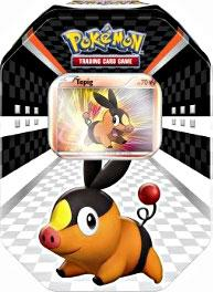 Pokemon Black & White Spring 2011 Sneak Peek Tin Tepig