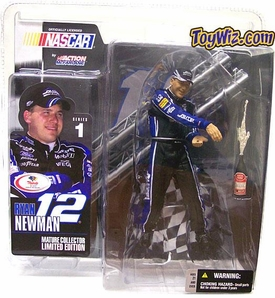 McFarlane Toys NASCAR Series 1 Action Figure Ryan Newman BLOWOUT SALE!