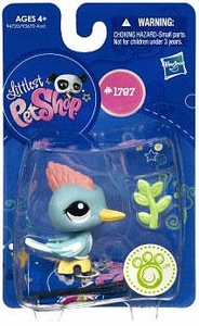 Littlest Pet Shop Single Figure Woodpecker
