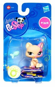 Littlest Pet Shop Get The Pets Single Figure Kitty