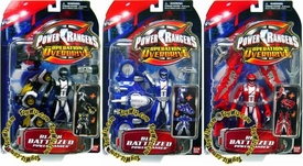 Power Rangers Operation Overdrive Set of 3 Battlized Action Figures