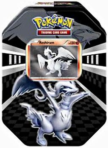 Pokemon Black & White Legends Tin Reshiram