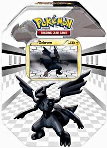 Pokemon Black & White Legends Tin Zekrom