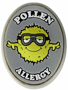 Pollen Allergy Alert Charm BLOWOUT SALE!