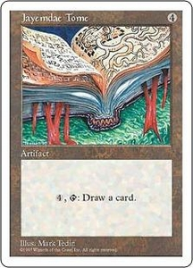 Magic the Gathering Fifth Edition Single Card Rare Jayemdae Tome
