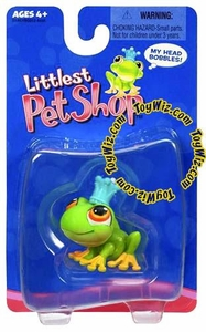 Littlest Pet Shop Exclusive Single Pack Figure Frog