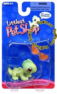 Littlest Pet Shop Exclusive Single Figure Iguana