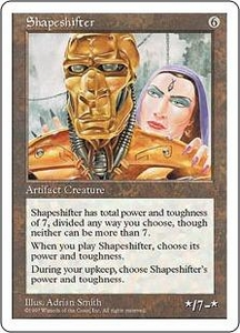 Magic the Gathering Fifth Edition Single Card Uncommon Shapeshifter