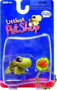 Littlest Pet Shop Single Figure Turtle