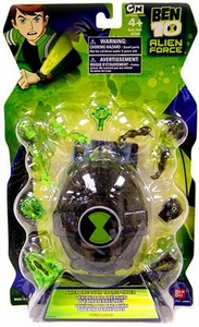 Ben 10 Alien Creation BLACK Transporter [Alien X & Goop]