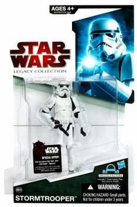 Star Wars 2009 Legacy Collection Build-A-Droid Action Figure BD No. 46 Stormtrooper