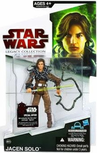 Star Wars 2009 Legacy Collection Build-A-Droid Action Figure BD No. 59 Jacen Solo