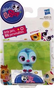 Littlest Pet Shop Single Figure Blue Penguin