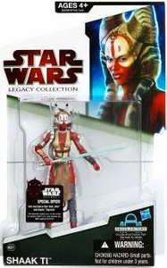Star Wars 2009 Legacy Collection Build-A-Droid Action Figure BD No. 61 Shaak Ti [Force Unleashed]