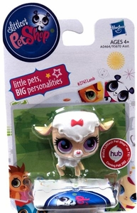 Littlest Pet Shop Single Figure Lamb
