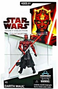 Star Wars 2009 Legacy Collection Build-A-Droid Action Figure BD No. 05 Darth Maul [Evolution]