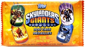 Topps Skylanders Giants Dog Tags Pack