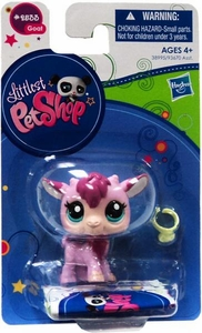 Littlest Pet Shop Single Figure #2533 Goat