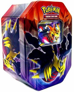 Pokemon Platinum Legendary Collection 2009 Collector Tin Set Giratina with Giratina LV.X Card