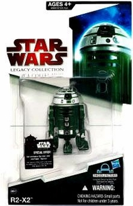 Star Wars 2009 Legacy Collection Build-A-Droid Action Figure BD No. 52 R2-X2