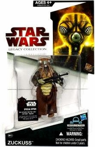 Star Wars 2009 Legacy Collection Build-A-Droid Action Figure BD No. 54 Zuckuss