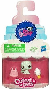 Littlest Pet Shop Cutest Pets Single Figure #2558 Baby Spotted Seal