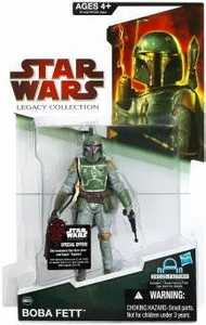Star Wars 2009 Legacy Collection Build-A-Droid Action Figure BD No. 36 Boba Fett