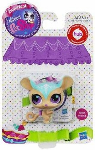 Littlest Pet Shop Sweetest Pet Single Figure #3055 Mouse