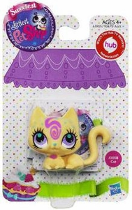 Littlest Pet Shop Sweetest Pet Single Figure #3058 Cat