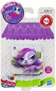 Littlest Pet Shop Sweetest Pet Single Figure #3053 Zoe Trent