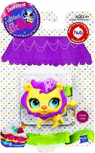 Littlest Pet Shop Sweetest Pet Single Figure #3061 Lion