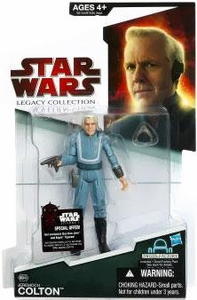 Star Wars 2009 Legacy Collection Build-A-Droid Action Figure BD No. 42 Jeremoch Colton
