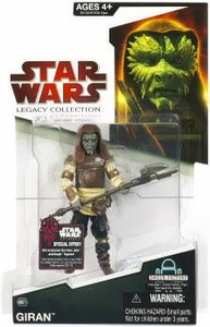 Star Wars 2009 Legacy Collection Build-A-Droid Action Figure BD No. 21 Giran