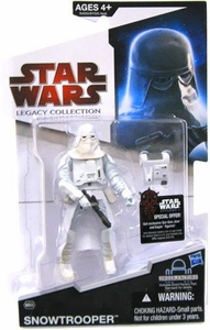 Star Wars 2009 Legacy Collection Build-A-Droid Action Figure BD No. 55 Snowtrooper