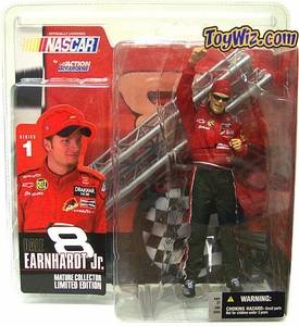 McFarlane Toys NASCAR Series 1 Action Figure Dale Earnhardt Jr. BLOWOUT SALE!