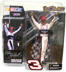 McFarlane Toys NASCAR Series 1 Action Figure Dale Earnhardt BLOWOUT SALE!