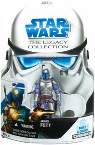 Star Wars 2009 Legacy Collection Build-A-Droid Action Figure BD No. 51 Jango Fett [Evolution]