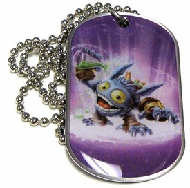 Topps Skylanders Giants LOOSE Dog Tag Pop Fizz [5 of 44]