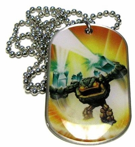 Topps Skylanders Giants LOOSE Dog Tag Prism Break [8 of 44]