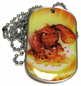 Topps Skylanders Giants LOOSE Dog Tag Eruptor [13 of 44]